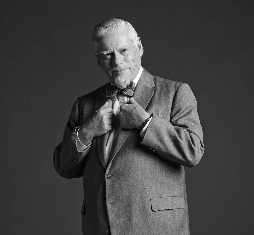 Bertram Cooper (Robert Morse) - Mad Men - Season 6
