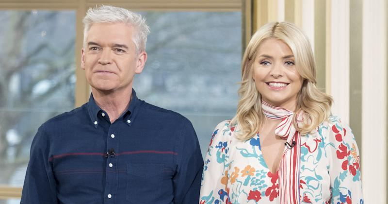 Holly Willoughby has co-presented ITV's This Morning with Phillip Schofield since 2009 (Copyright: Ken McKay/ITV/REX/Shutterstock)