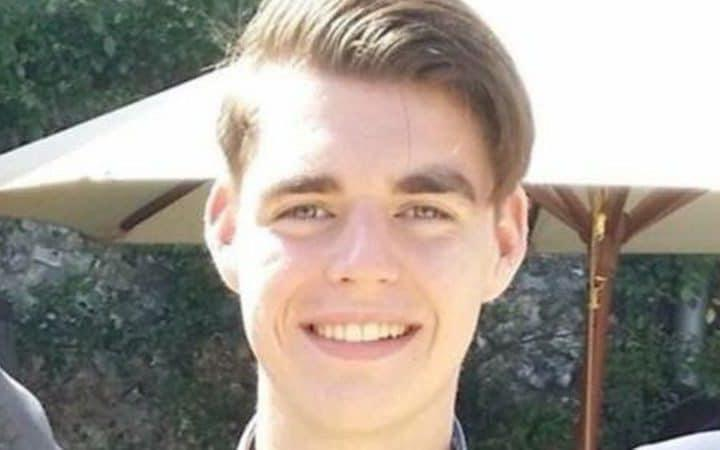 Oliver McGowan, 18, died at Southmead Hospital in Bristol in November 2016 after being given the anti-psychotic Olanzapine and contracting neuroleptic malignant syndrome (NMS) - a rare side-effect of the drug - Family handout