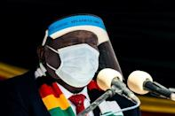 """Zimbabwean President Emmerson Mnangagwa has vowed to """"flush out"""" any """"bad apples"""" as his regime cracks down on dissent"""