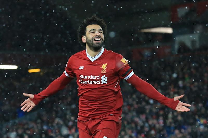 Mohamed Salah 'on his way' to Lionel Messi comparisons: Jurgen Klopp