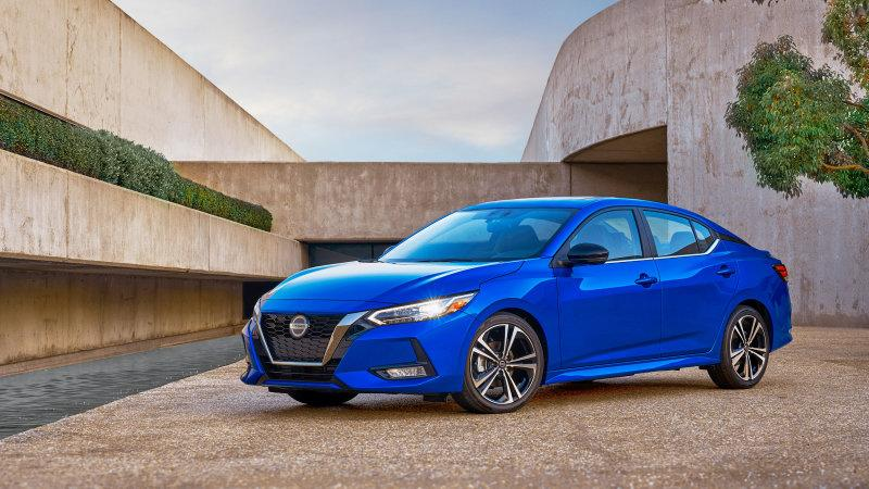 Nissan Sentra Is Low, Wide, Sleek, And More Efficient Than Ever