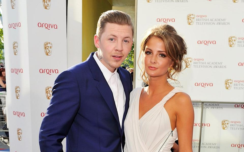 Manderson was married to Millie Mackintosh for three years - Dave M Benett/Getty Images