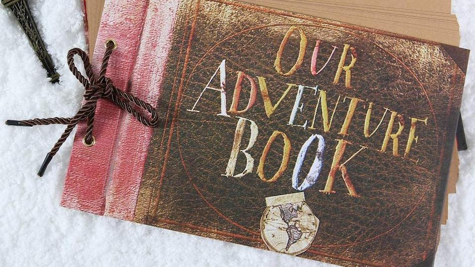 Gifts for Disney lovers: Adventure book