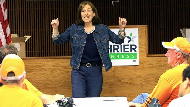 PHOTO: Dr. Kim Schrier is running for Congress in 2018. (ABC News)