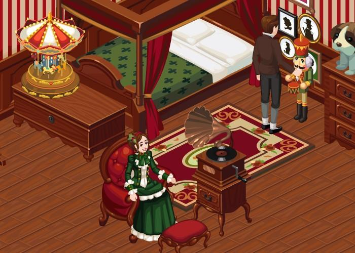 The Sims Social Victorian Elegance 1