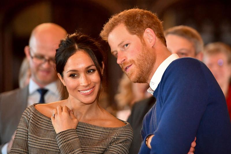 Another toaster for Harry and Meghan? (PA Wire/PA Images)