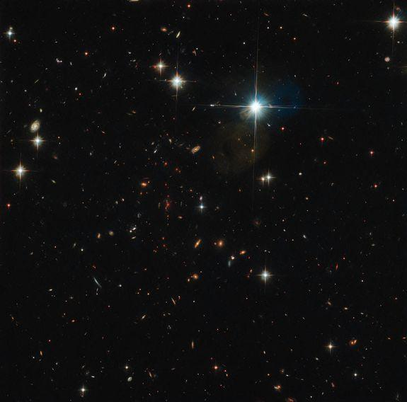NASA Spitzer telescope discovers ancient galaxies from early universe days