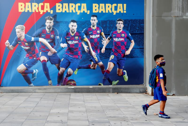 Barcelona take leap into the unknown after summer of change