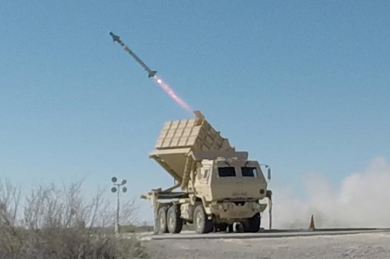 Congress to withhold funding for Army's indirect fire protection system until it delivers plan
