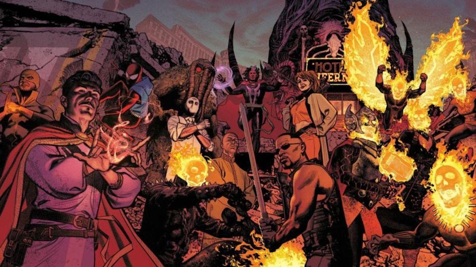 Marvel's Midnight Suns: Everything you need to know