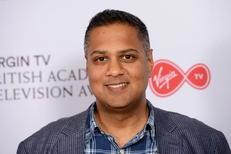 LONDON, ENGLAND - APRIL 19:  Chair of TV Committee, Krishnendu Majumdar attends the Virgin TV BAFTA nominees' party at Mondrian London on April 19, 2018 in London, England.  (Photo by Dave J Hogan/Dave J Hogan/Getty Images)
