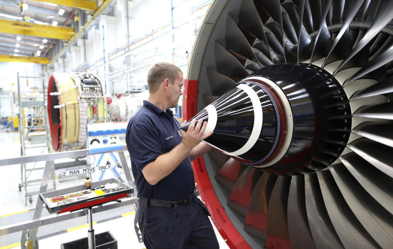 Rolls-Royce vows to protect 7000 jobs with £150m investment