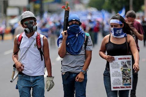 It is impossible to say how long the crisis will last - Credit: REUTERS/OSWALDO RIVAS