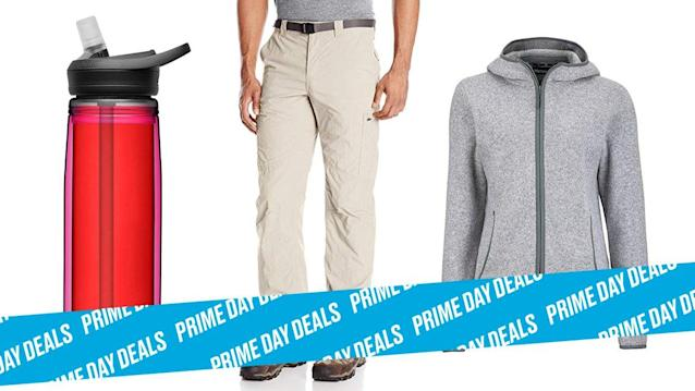 Photo Illustration by Elizabeth Brockway/The Daily Beast * Save at least 40% on camping clothing and gear. * Choose from insulated vests to duffle bags that fit all your snacks and supplies. * Shop the rest of our other Prime Day deal picks here. Not a Prime member yet? Sign up here.Whether you're the outdoorsy type or have barely ventured into your own backyard in the last calendar year, there's nothing like durable clothing and gear to get you into that camping spirit. This Prime Day, shop cargo shorts with all the pockets, inflatable pillows, and fishing gloves from top outdoor brands like Marmot, Columbia, and CamelBak.   Get it on Amazon > Let Scouted guide you to the best Prime Day deals. Shop Here >Scouted is internet shopping with a pulse. Follow us on Twitter and sign up for our newsletter for even more recommendations and exclusive content. Please note that if you buy something featured in one of our posts, The Daily Beast may collect a share of sales.Read more at The Daily Beast.Get our top stories in your inbox every day. Sign up now!Daily Beast Membership: Beast Inside goes deeper on the stories that matter to you. Learn more.