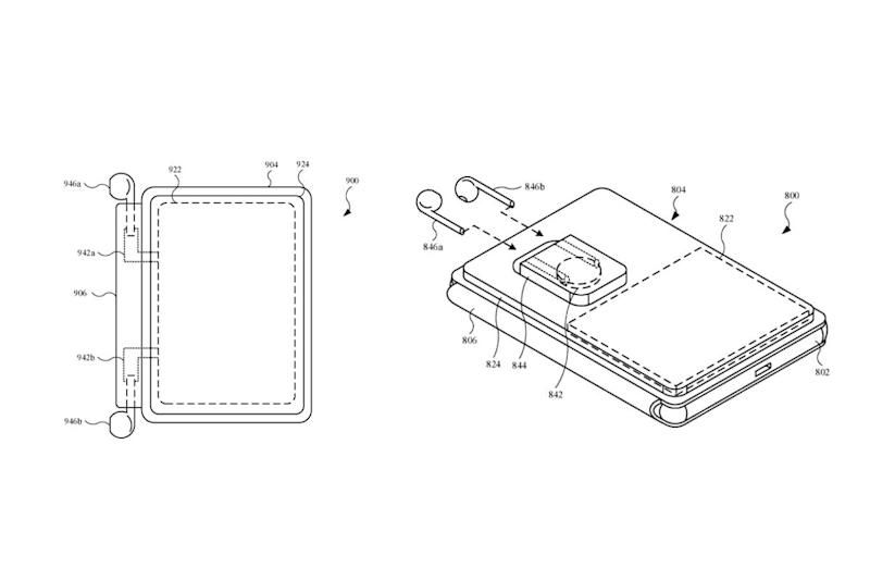 Apple Patent Shows a MagSafe Battery Case That Can Power Both iPhone and AirPods