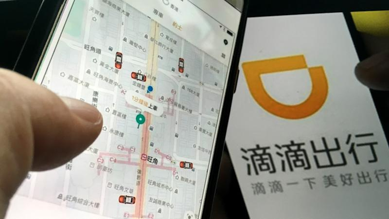 Didi Chuxing, China's answer to Uber, said to consider Hong Kong listing in second half of 2018