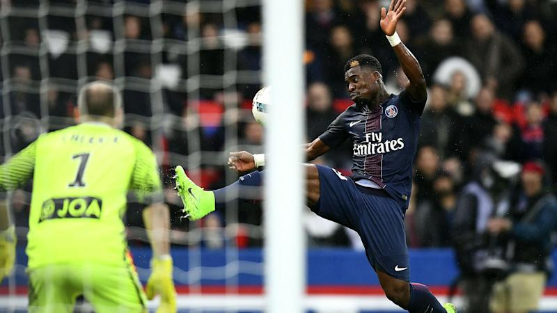 Serge Aurier PSG Nancy