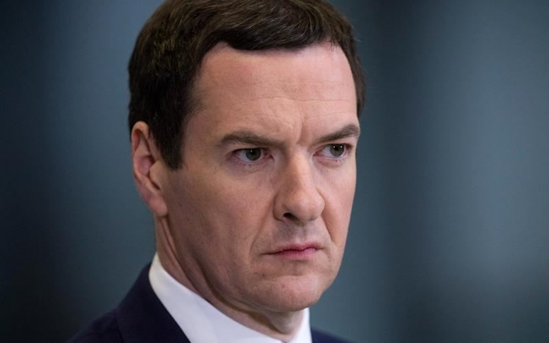 Ex-chancellor George Osborne abolished death duties on pensions – but HMRC is still playing catch up - PA