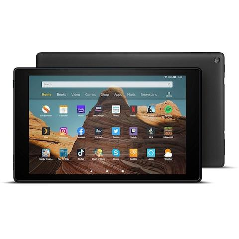 Fire HD 10 Tablet - Credit: Amazon