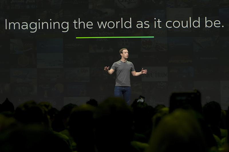 Facebook CEO Mark Zuckerberg may ultimately find himself speaking before a congressional committee rather than a product launch audience.