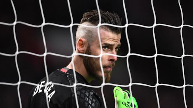 David de Gea continues to be linked to Real Madrid but Jose Mourinho does not feel the Manchester United goalkeeper will lose focus.