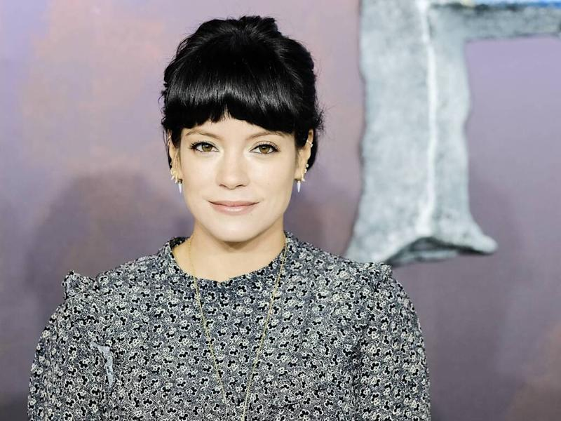 Lily Allen and David Harbour wed - report