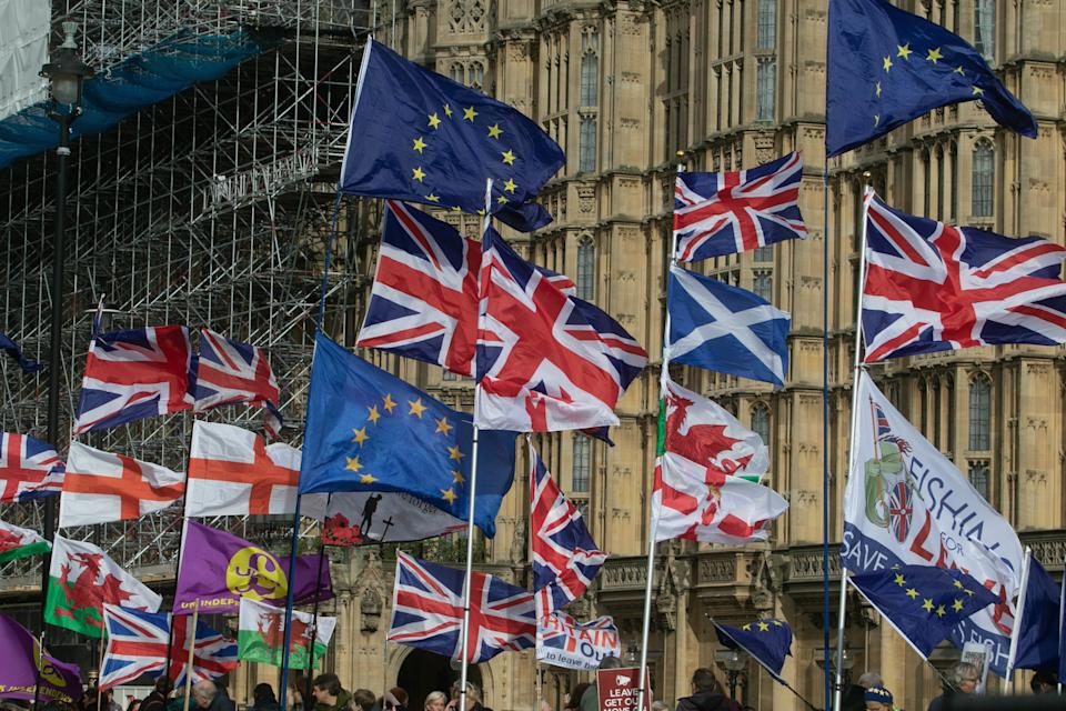 The nation's favourite online search term is, of course, Brexit. What would Britons talk or write about without it? After all the promises and all the deadlines, all attempts to make Brexit actually happen in 2019 ended in failure. Will 2020 be any different? (Picture: PA)