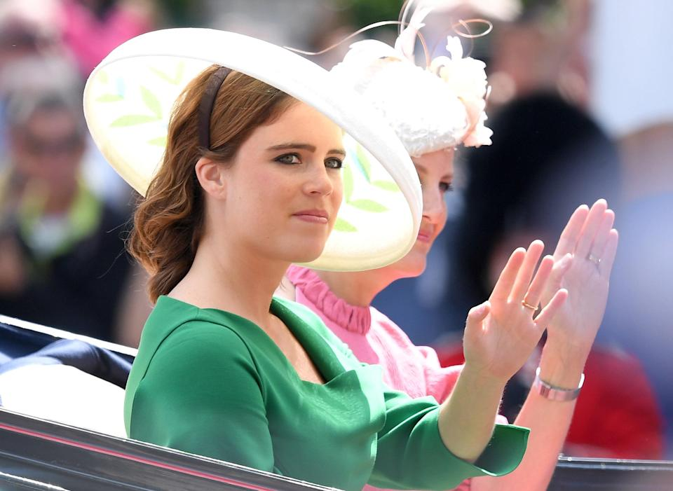 Princess Eugenie works full-time in the art world and supports a variety of charities. Photo: Karwai Tang/Getty Images