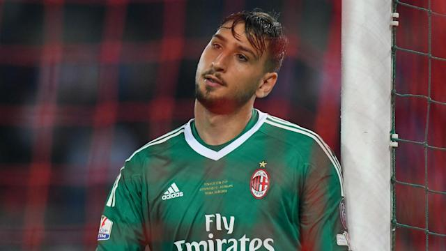 AC Milan's Gianluigi Donnarumma has been linked to Juventus as Gianluigi Buffon's successor, but Giuseppe Marotta has dismissed such talk.