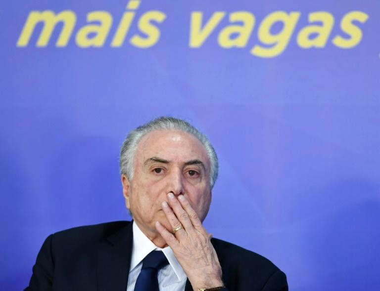 Brazilian parliament returns from recess, to decide President's fate