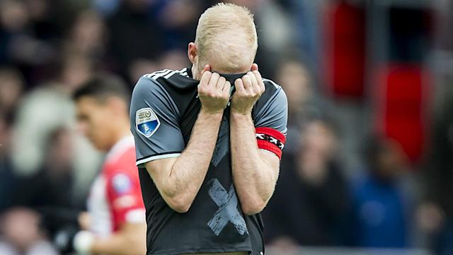 The Amsterdammers impressed when they progressed to the last four of the Europa League on Thursday, but their hopes of a double were ended days later
