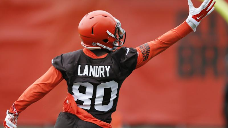 jarvis landry browns jersey cheap
