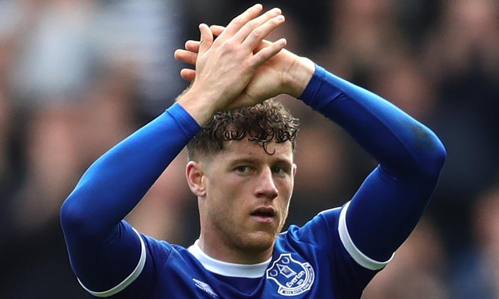 Manchester United and Spurs on alert as Everton say Ross Barkley will be sold