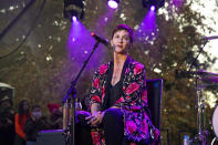 Alanis Morissette seen at One Love Malibu at King Gillette Ranch on Sunday, Dec. 2, 2018, in Calabasas, Calif. (Photo by Amy Harris/Invision/AP)