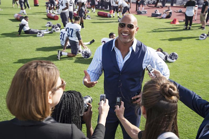 Ballers just ended, so here are all the questions I wish I could ask Dwayne Johnson