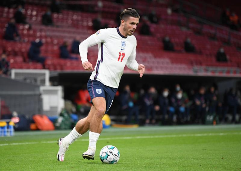 England midfielder Jack Grealish shone against WalesGetty Images