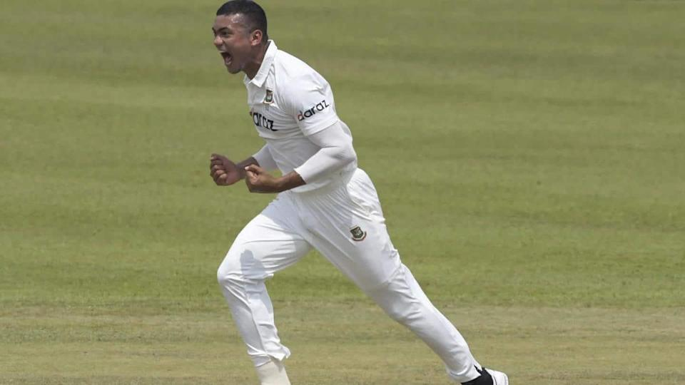 One-off Test, Day 3: Bangladesh on top against Zimbabwe