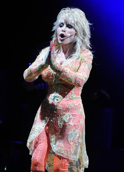 "Dolly Parton ""Better Day"" World Tour Opener"