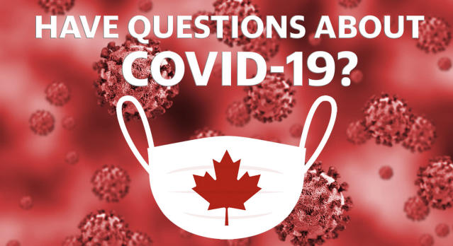 Do you have questions about COVID-19? Vote on the selection and leave your own question below.