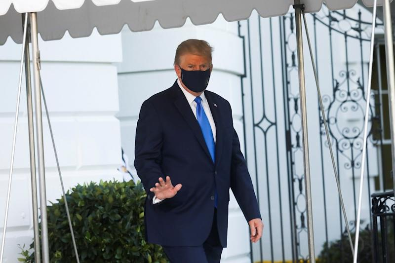 Trump's Condition Remains Unclear as More White House Officials Test Positive for Coronavirus