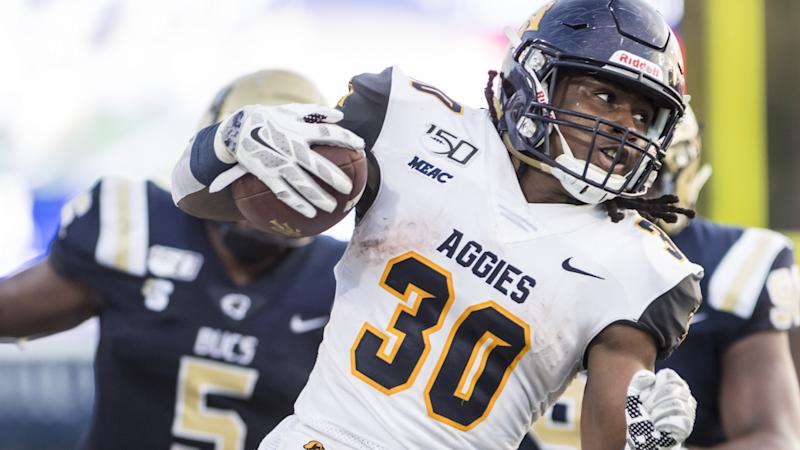 Standout foursome named FCS players of the week