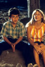 """<p><strong>""""Summer Song"""" (1989)</strong><br><br>Back in the day, the Arnold family ventured to Ocean City for a good old-fashioned beach week, but tag-a-long pal Paul Pfeiffer developed an allergic reaction to fish he ate, so he ended up bedridden. With no wingman in sight, Kevin (Fred Savage) took a stroll on the beach and met an older girl, Teri. One boardwalk arcade date and kiss under the pier later and Kev was smitten, but his summer love had to head back home to Albuquerque. This was the pre-texting era, so he's still waiting for those letters she promised to send.<br><br>(Photo: ABC Photo Archives/ABC via Getty Images) </p>"""