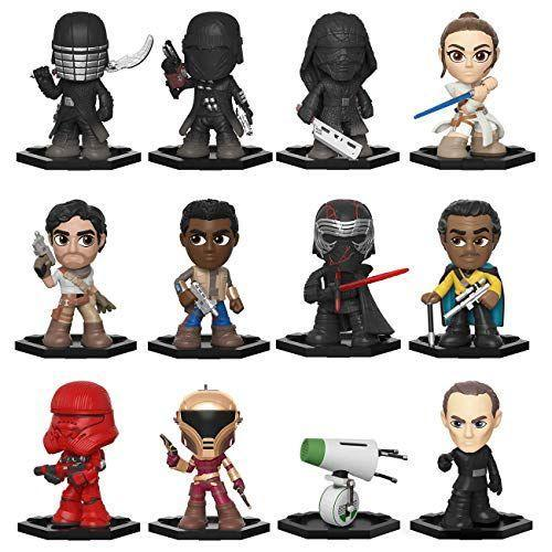 "<p><strong>Funko</strong></p><p>amazon.com</p><p><strong>$6.99</strong></p><p><a href=""https://www.amazon.com/dp/B07V5RCGY6?tag=syn-yahoo-20&ascsubtag=%5Bartid%7C10055.g.29624061%5Bsrc%7Cyahoo-us"" rel=""nofollow noopener"" target=""_blank"" data-ylk=""slk:Shop Now"" class=""link rapid-noclick-resp"">Shop Now</a></p><p>You can find a Funko Pop for <a href=""https://www.amazon.com/stores/page/CC4E3710-0DA5-4DBC-88A6-76CCD94DEEDF?tag=syn-yahoo-20&ascsubtag=%5Bartid%7C10055.g.29624061%5Bsrc%7Cyahoo-us"" rel=""nofollow noopener"" target=""_blank"" data-ylk=""slk:just about every character"" class=""link rapid-noclick-resp"">just about every character</a> in the galaxy, from Rebel classics like Lando and Han to new characters like Jannah or the droid D-O. Or, if you feel like rolling the chance cubes, you can try your luck with a mystery mini figure from the most recent movie. <em>Ages 6+</em></p>"