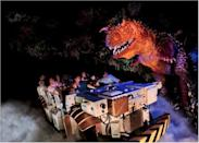 <p>And speaking of Dinosaur, its current iteration isn't how the ride always was: Disney had to tone down the sounds, motion, and interaction because it was deemed too scary. </p>