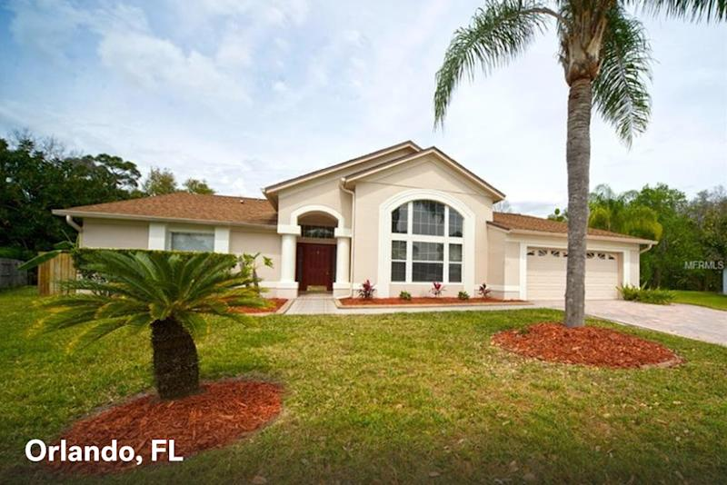 Home for sale in Orlando FL with a $1500 estimated mortgage payment
