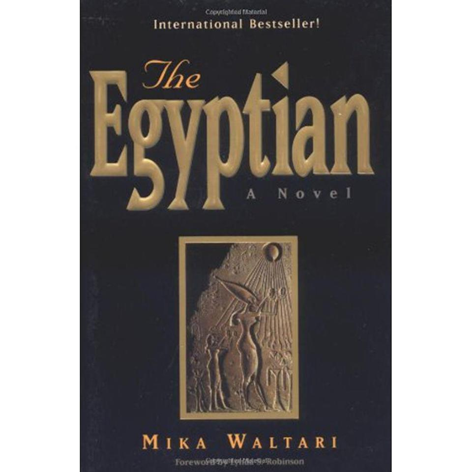 """<p>$39.01 <a class=""""link rapid-noclick-resp"""" href=""""https://www.amazon.com/Egyptian-Novel-Rediscovered-Classics/dp/1556524412/ref=tmm_pap_swatch_0?_encoding=UTF8&tag=syn-yahoo-20&ascsubtag=%5Bartid%7C10054.g.35036418%5Bsrc%7Cyahoo-us"""" rel=""""nofollow noopener"""" target=""""_blank"""" data-ylk=""""slk:BUY NOW"""">BUY NOW</a><br><strong>Genre:</strong> Historical Fiction <br><br>This novel was written by a Finnish author and turned into <a href=""""https://www.imdb.com/title/tt0046949/"""" rel=""""nofollow noopener"""" target=""""_blank"""" data-ylk=""""slk:a movie"""" class=""""link rapid-noclick-resp"""">a movie</a>. It follows the story of a physician as he travels around ancient Egypt, and in exile in what is now Syria. Waltari weaves in historical details and famous Egyptian heroes into his then very popular tale. </p>"""