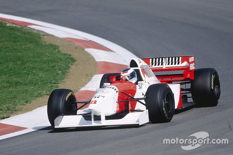 "1995: McLaren-Mercedes MP4/10C<span class=""copyright"">LAT Images</span>"