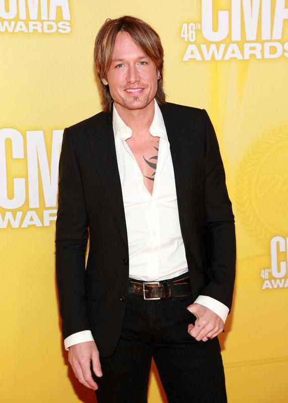 Keith Urban 46th Annual CMA Awards - Arrivals