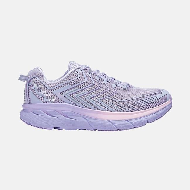 "Take these kicks from gym class to the school corridors without sacrificing your style. $140, Outdoor Voices. <a href=""https://www.outdoorvoices.com/products/ov-x-hoka-womens-clifton-6?variant=21464765431886"">Get it now!</a>"